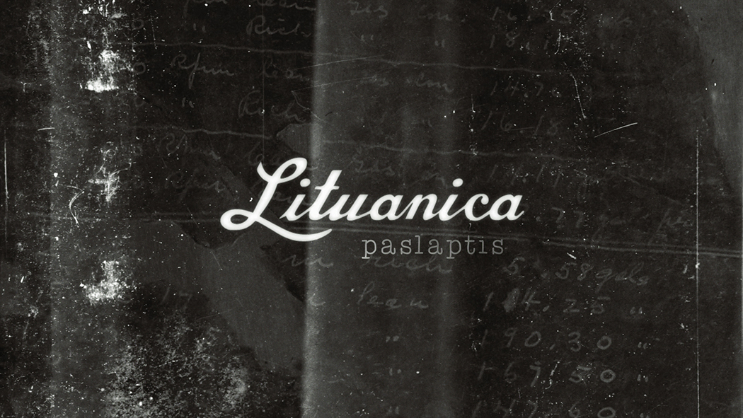 Lithuanica Paslaptis TRIPLENODE